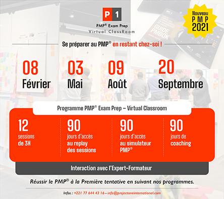 programme pmp 2021